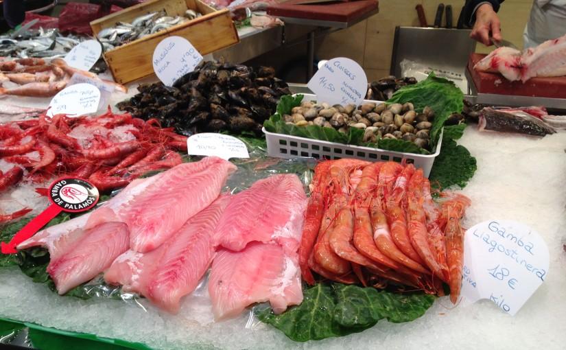 COME SCEGLIERE E CONSERVARE GLI ALIMENTI: Pesce e frutti di mare